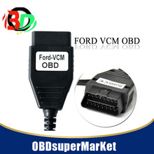5pcs/lot new  for-d vcm obd2 auto scanner professional device for for-d vehicles mini version of ford vcm ids