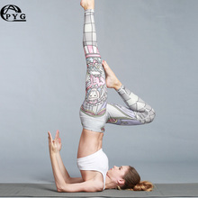 Buy SOUTEAM Monkey Print Yoga Pants Women Quick Dry Sport Leggings Fitness Gym Yoga Tights Jogging Running Workout Fitness Trousers for $16.03 in AliExpress store