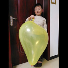 HOT 10 pcs. / lot big balloons Rotation Balloons assorted color childrens gift toy balloons