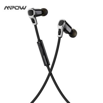MBH20 Mpow Avaler Sans Fil Sport Bluetooth 4.1 Casque CVC6.0 Bruit Annulation Mains Libres Appelant Écouteurs Stéréo Casque