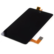 New For Dell Venue 7 T01C 3740 Tablet PC Touch Screen Digitizer+LCD Display Assembly Parts Replace panel Black