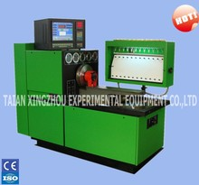 high quality computer control PCM-E diesel fuel injection pump test bench stand bank(China)