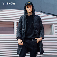 VIISHOW 2017 Winter Jacket Men Coat Duck Down Jacket Hooded Thick Parka Men Coat Masculine Jacket Chaquetas Northface YC2717174(China)