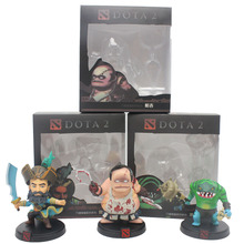 WOW Serfdom DOTA 2 Game Figure Kunkka Lina Pudge Queen Leviathan Tidehunter CM FV PVC Action Figures Collection dota2 Toys(China)