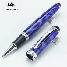 Jinhao 750 Royal Blue Royal 15 colours Rollerball Pen High Quality luxury office school Stationery material supplies Full metal