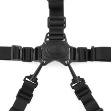 Convenient 5-Point Harness Pram Buggy Baby Stroller Kids Safe Belt Strap Randomly