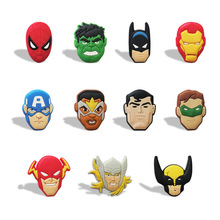 New 9pcs/lot of Revenger Cartoon Magnet Refrigerator stickers School Kid Party Gift toy