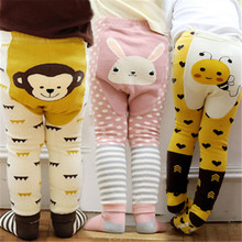 In Stock! Baby Animal Tights + Socks 2pcs Sets, girls boys flexible PP pants soft comfortable socks a40