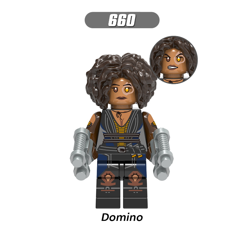 XH660-Domino