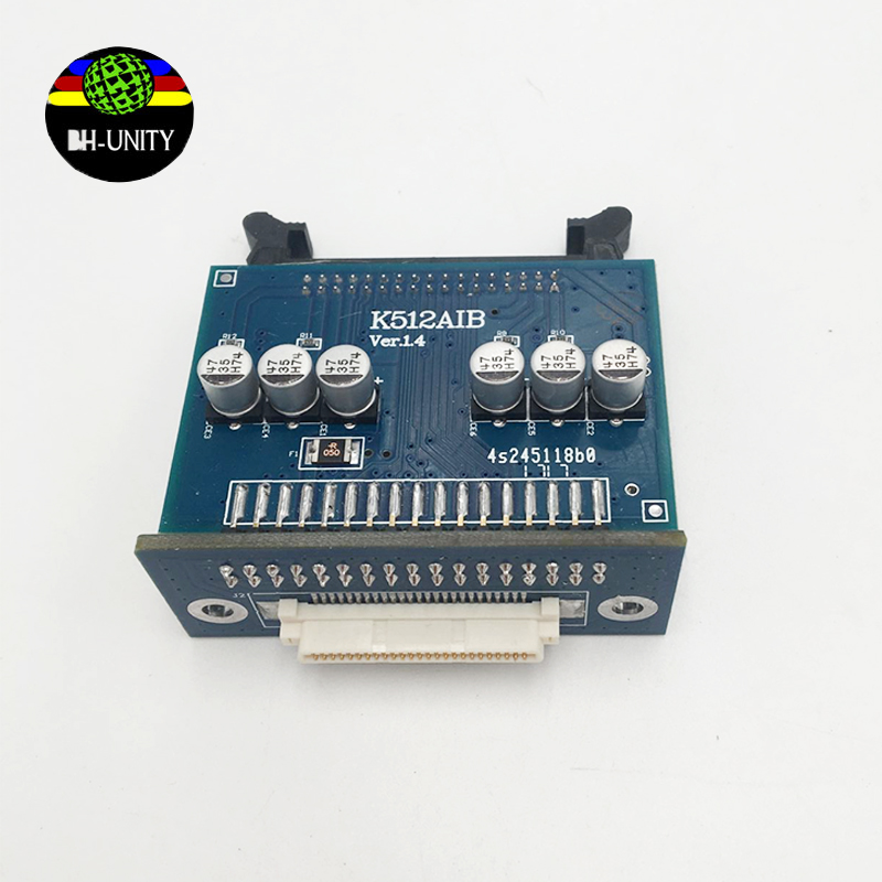Best price!konica umc capping board head connector board for konica 512 printhead printer<br>