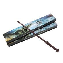 High Quality Magic Wand Cosplay Harri Potter Magic Trick Lord Kids Stick Toys Cosplay Christmas Gift(China)