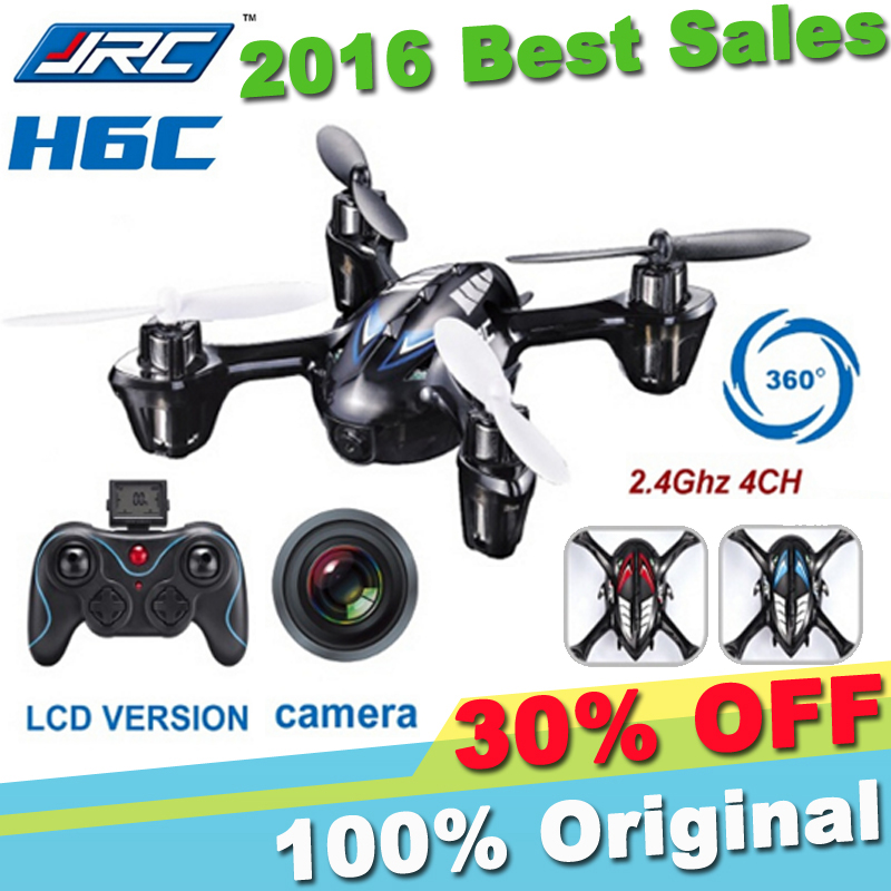 JJRC H6C Drone New Version 2.4G 4CH 6 Axis Gyro Headless Mode with 2MP Camera RC Quadcopter<br><br>Aliexpress