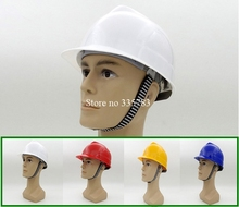 new style Safety Helmet HDPE A molding High Strength Reinforced Construction Site Safety Helmet Protective Hat(China)