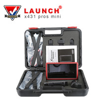 Diagnosis Tool Launch X431 PROs MINI With Tablet PC Support WiFi/Bluetooth Connector Supports Full System 2 Years Free Update