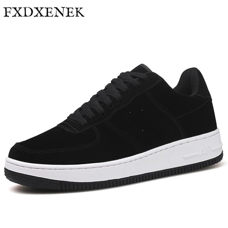ZENVBNV New Fashion Suede Casual Shoes Men High Quality Lace Up Comfort Brand Men Canvas Shoes Sneakers Men Flats Zapatillas<br>