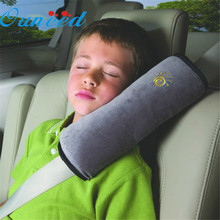 Ouneed car seat cushions Baby Children Safety Strap Car Seat Belts Pillow Shoulder Protection quality first DROP SHIP
