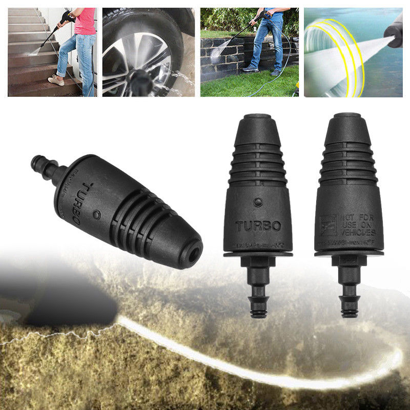 Düse Turbo Spray PA66 GF Druck Rotierend Neu Hohe Qualität Langlebig