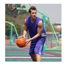 DIY Basketball Kits Jerseys Outdoor Sports Uniform XL-5XL 2017 2018 Best Quality Men Training Suits Adult Basketball Sets Kits