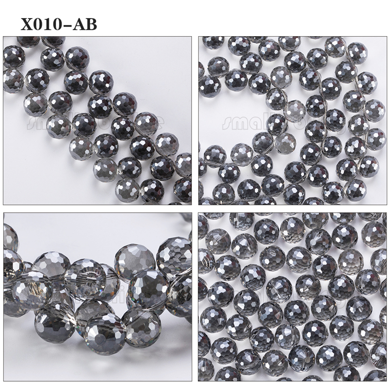 Large Crystal Beads (15)