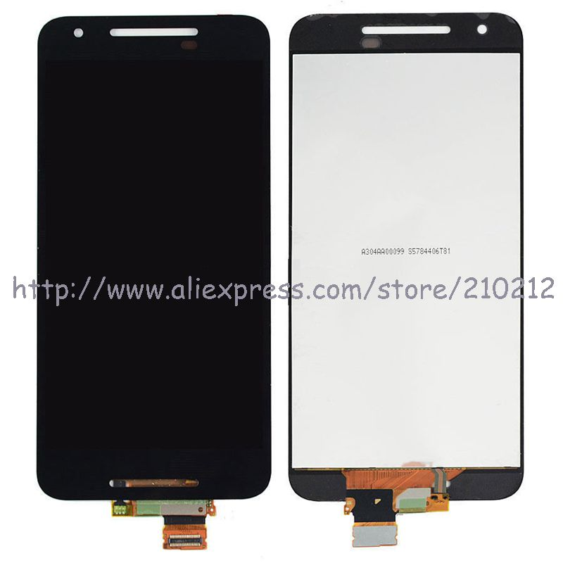 Grade A+ Replacement Parts LCD Display Touch Screen Glass Digitizer Assembly for LG Google Nexus 5X H790 H791 Black<br><br>Aliexpress