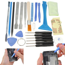 23 in 1 Set For Smartphone PC Tablet Repair Opening Screwdrivers Pry Tools Kit(China)
