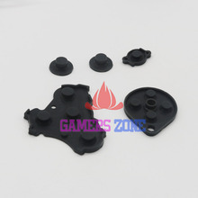 10sets For Nintendo GameCube NGC Controller Conductive Silicone Button Pad Replacements