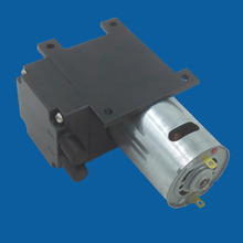 12 l/min brush DC diaphragm mini electric vacuum pump