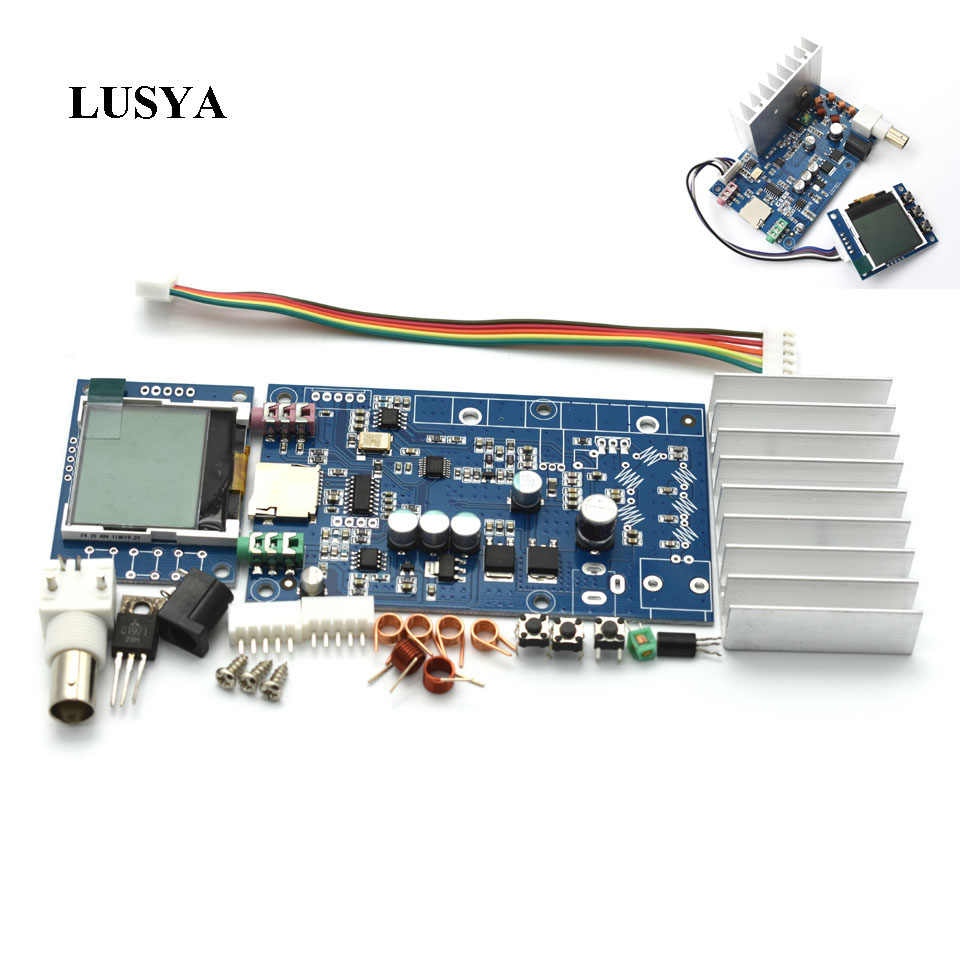 Detail Feedback Questions About Digital Fm Transmitter Radio Players Bh1417f Modulator Circuit Schematic Lusya Diy Kits 5w 76m 108mhz Stereo Pll Suite 7w Max Power