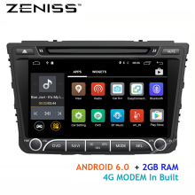 Free shipping Quad Core Android6 Car DVD For Hyundai Creta IX25 2014-17 with 2GB RAM 4G MODEM GPS Radio Navigation OBD2