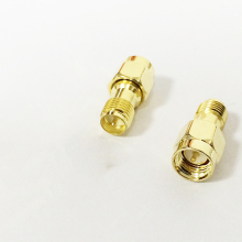 1PC RF Connector Adapter SMA Male Switch RP-SMA Female Straight  Wholesale  Fast Shipping