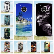 Latest for Motorola moto G5 caus slim Hybrid Super armor Carbon Brushed soft tpu Silicone Cover case for Moto G5 G 5 Capa Coque