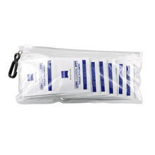 20pcs Zeiss Camera Lens Phone LCD Screen Dust Removal Wet Cleaning Wipes Paper Set with free carrying pouch(China)