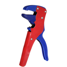Adjustable Crimping Electrician Tool 13x7.1x1.8CM Automatic Wire Stripper Cable Cutter