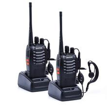 PKR 2,253.53  21%OFF | 1PC /2PCS Baofeng bf-888s Walkie Talkie Radio Station UHF 400-470MHz 16CH 888s CB Radio talki walki BF 888s Portable Transceiver