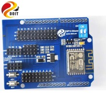 Original DOIT Serial WiFi Shield for Arduino UNO R3 2560 from ESP8266 WiFi Web Sever Shield ESP-13 IoT DIY Development Board Kit