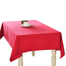 Classic Colorfast Tablecloth Machine Washable Waterproof Table Cover 14 Pattern For Choice