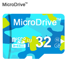 100% Real Memory Card 2017 New Design Blue Micro SD Card 8g 16g 32g TF Card Class 10 SDHC mini flash card for Mobile Phone
