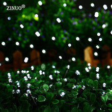 ZINUO 20M 200LED Fairy Light String USB Powered Garland Outdoor Indoor Holiday Christmas Wedding New Year Party Luces Decoration