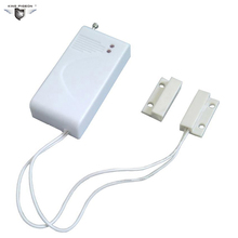 DM-100A Wireless windows contact sensor, magnetic sensor Can work with KING PIGEON gsm alarm system K9/K3/K4(China)