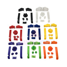 10sets D Pads Power ON OFF Buttons for Gameboy Advance  A B L R Buttons Frame for GBA Buttons