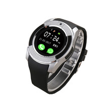 Mobile Phone GPS Positioning Screen Card Remote Camera Sports Watch(China)