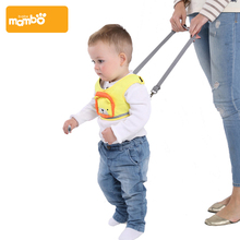 Mambobaby Baby Learning Walking Assistant Belt Cartoon Kids Toddler Leash Sling Boy Girls Adjustable Infant Safety Strap Harness(China)