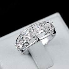 gift box free European rings R694-8 Classy fashion hot latest wedding ring designs