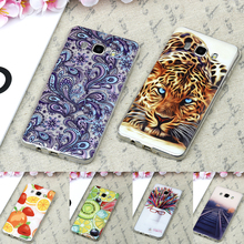 Pattern Phone Cases For Samsung Galaxy S3 S4 S5 S6 S7 Edge Note 4 5 J5 2015 J5 2016 Ultra Thin Soft TPU Cover Capa Coque