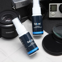 Selens 30ml Lens cleaning solution for DSLR Camera LCD Monitor Screen Optical Filter High Quality Lens Clean Cleaner Soltution(China)