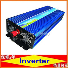Homeuse for air conditioner fridge inverter DC to AC 3000W Inverter  3000W onda sinusoidale pura inverter solare