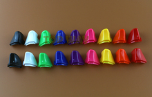 100pcs=50pcs LT+50pcs RT 9 colors Repair Kits LT RT for Xbox one controller shell buttons(China)