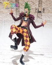 NEW hot 20cm One piece Bartolomeo action figure toys collection christmas toy doll(China)