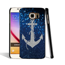 09817 Newest Anchor Custom cell phone case cover for Samsung Galaxy S7 edge PLUS S6 S5 S4 S3 MINI