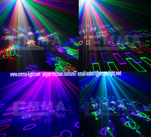 3 watts RGB laser/ animation laser for event show / 3d laser projector